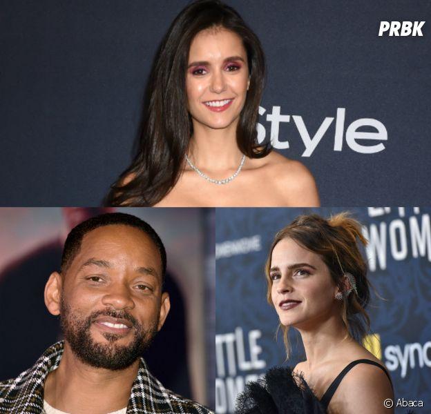 Nina Dobrev, Will Smith, Emma Watson... : ces stars parlent-ils couramment français ?