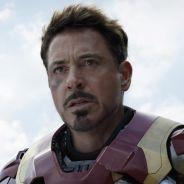 """Iron Man de retour ? Robert Downey Jr entretient l'espoir : """"je n'ai pas encore rangé mon costume"""""""