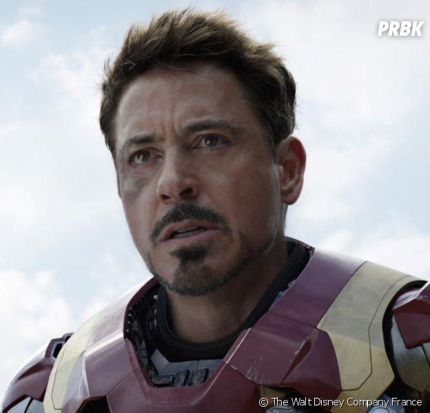 Robert Downey Jr prêt à reprendre son rôle d'Iron Man ? Il répond