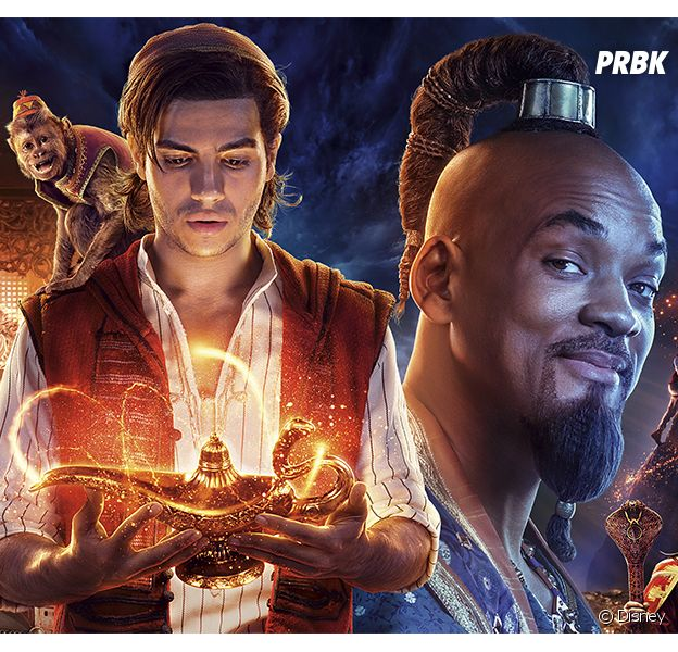 Aladdin 2 : la suiteenfin en développement, Will Smith, Mena Massoud et Naomi Scott absents du film ?