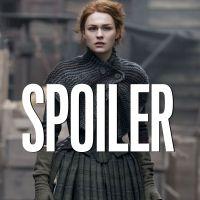 Outlander saison 5 : Sophie Skelton (Brianna) réagit à la grosse révélation de l'épisode 1
