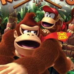 Donkey Kong Country Returns ... le jeu débarque sur Nintendo Wii ... trailer