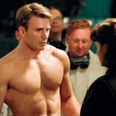 Captain America ... les premières photos avec Chris Evans