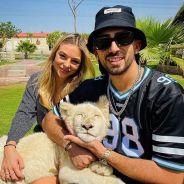 Anthony Alcaraz (Les Princes) et Kellyn posent avec des animaux sauvages : ils s'expliquent
