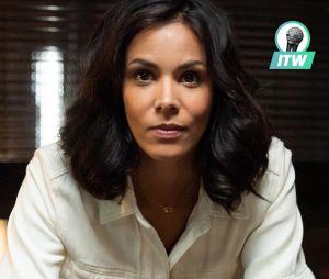 Shy'm (Profilage) se confie sur son expérience dans la série de TF1 en interview avec PRBK