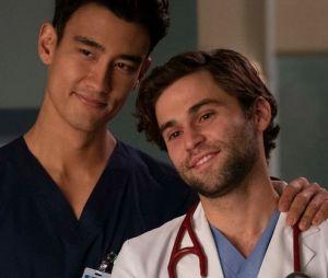 Grey's Anatomy saison 16 : rupture pour le couple Levi et Nico