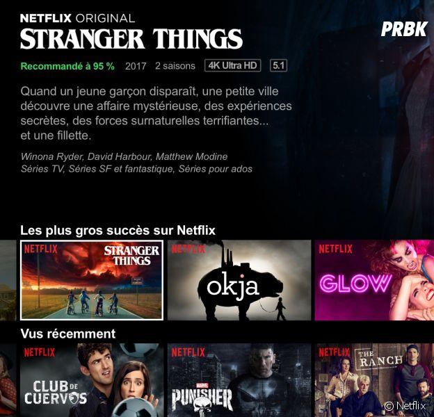 Netflix bientôt à court de séries et films inédits à cause du confinement ?
