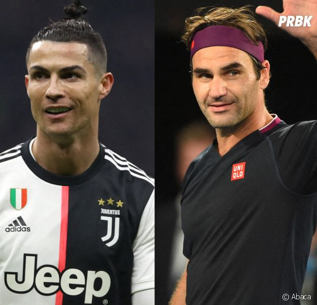 Coronavirus : Cristiano Ronaldo et Roger Federer font des dons pour aider les hôpitaux et les familles