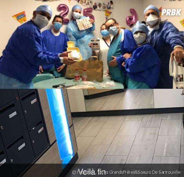 Coronavirus : les jeunes des cités de Sartrouville se mobilisent pour le personnel hospitalier et les femmes de ménage