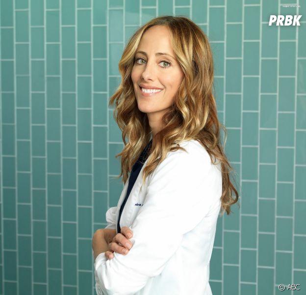 Grey's Anatomy : la saison 16 plus courte que prévu, Kim Raver (Teddy) approuve la décision