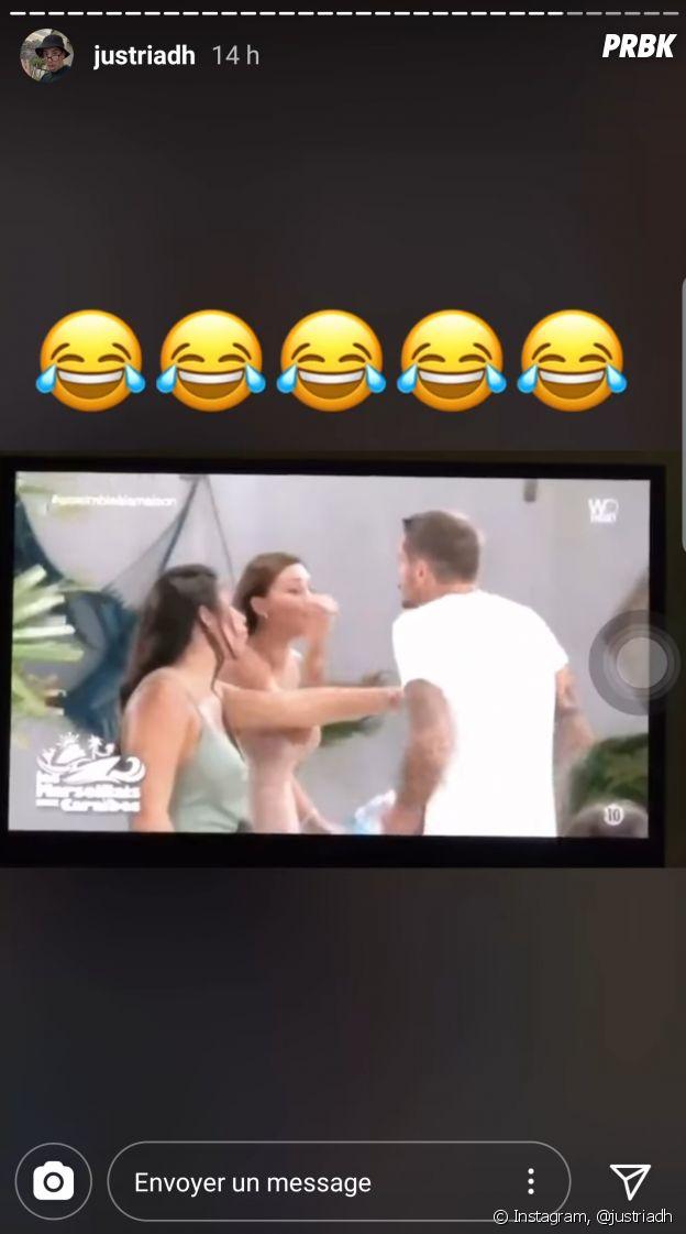 Les Marseillais aux Caraïbes : Alix arrive ENFIN dans l'émission, elle casse internet et même Just Riadh a regardé l'épisode