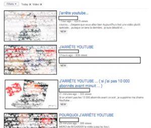 """La blague """"j'arrête youtube"""" continue chaque année le 1er avril"""