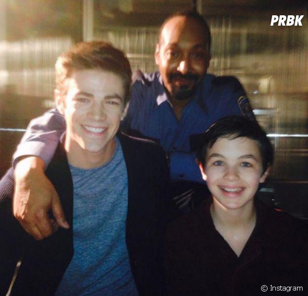 Logan Williams (The Flash) mort : Grant Gustin lui rend hommage