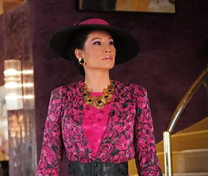 Why Women Kill saison 1 : Lucy Liu dans le rôle de Simone