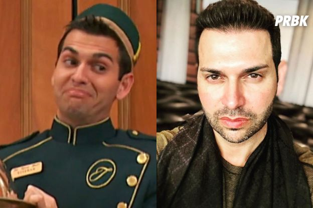 La vie de palace de Zack et Cody : Adrian R'Mante (Esteban) à l'époque VS aujourd'hui