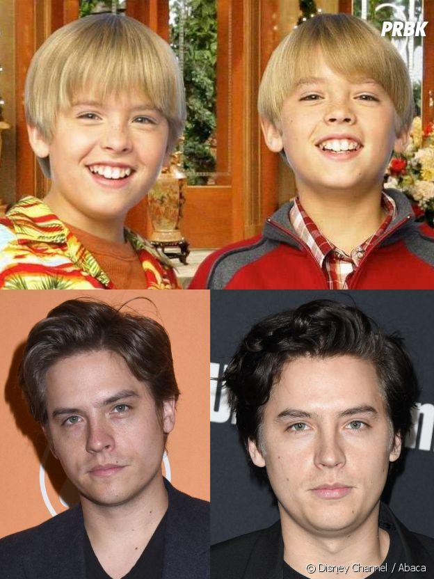 La vie de palace de Zack et Cody : Dylan (Zack) et Cole (Cody) Sprouse à l'époque VS aujourd'hui