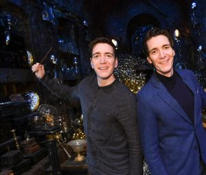 Harry Potter : que deviennent James et Oliver Phelps ?