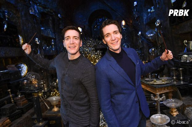Harry Potter : que deviennent James et Oliver Phelps ?