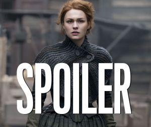 Outlander saison 5 : Sophie Skelton se confie sur ses scènes face à Edward Speleers