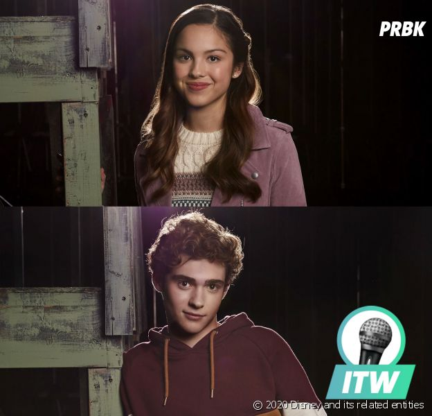 High School Musical, la série : 4 secrets révélés par Olivia Rodrigo et Joshua Bassett