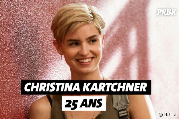 Mes premières fois : quel âge a Christina Kartchner (Eve) ? ?