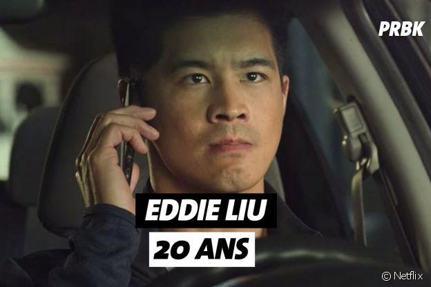 Mes premières fois : quel âge a Eddie Liu (Steve) ?