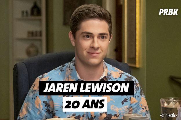 Mes premières fois : quel âge aJaren Lewison (Ben) ?