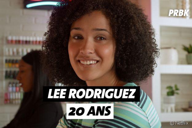 Mes premières fois : quel âge aLee Rodriguez (Fabiola) ?