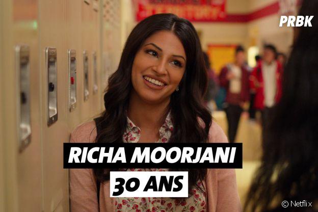 Mes premières fois : quel âge aRicha Moorjani (Kamala) ?
