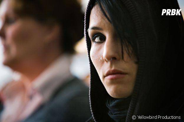 Millénium : Noomi Rapace a joué Lisbeth Salander dans la trilogie suédoise