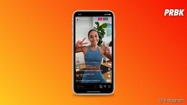 Instagram lance enfin des pubs sur IGTV pour monétiser les vidéos des influenceurs (et lance aussi des badges à acheter)