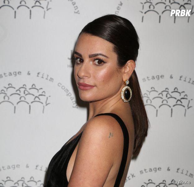 Lea Michele accusée de racisme par d'anciennes stars de Glee