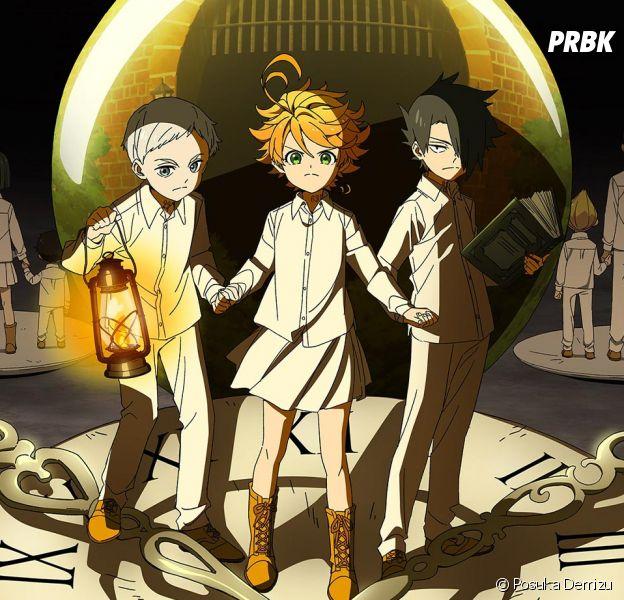 The Promised Neverland : le manga est terminé, mais l'univers va encore continuer à vivre