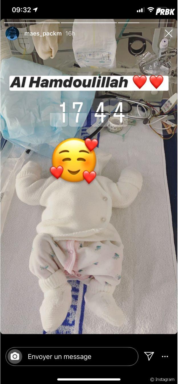 Maes annonce la naissance de son premier enfant