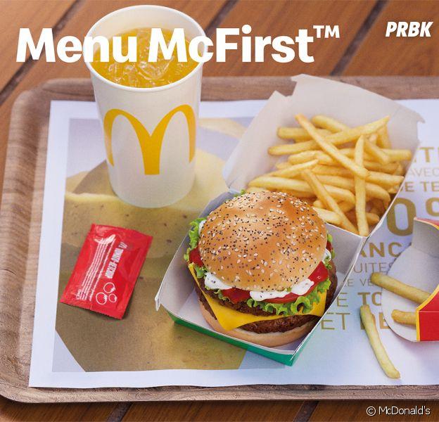 McDonald's annonce le retour du menu McFirst : les internautes sont en folie