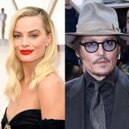 Pirates des Caraïbes 6 : Johnny Depp remplacé par Margot Robbie ?