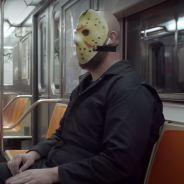 Le tueur flippant du film Vendredi 13 revient... dans une pub incitant à porter des masques