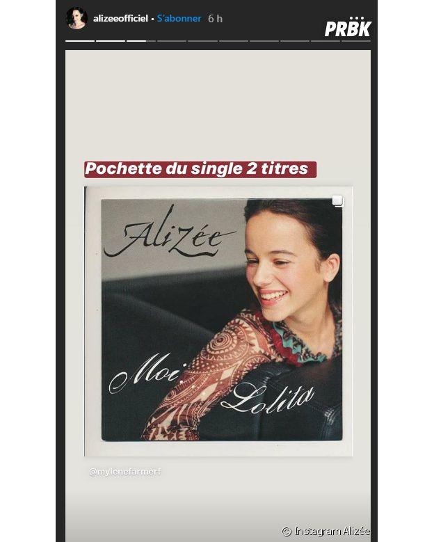 Alizée fête les 20 ans de Moi... Lolita avec nostalgie et une grosse surprise