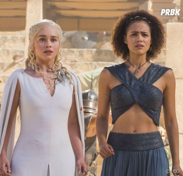 Game of Thrones : Nathalie Emmanuel (Missandei) victime de propos sexistes sur le plateau