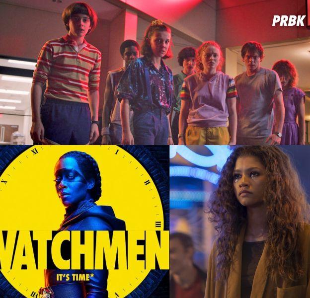 Stranger Things, Zendaya, Watchmen... tous les nommés aux Emmy Awards 2020