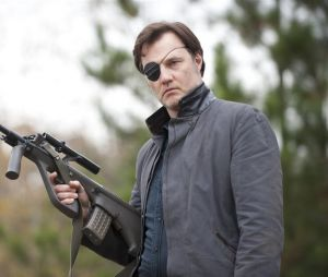 The Walking Dead : marqué par son départ, David Morrissey (Le Gouverneur) n'arrive plus à regarder la série