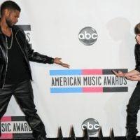 Justin Bieber ... Il a fait pleurer Usher