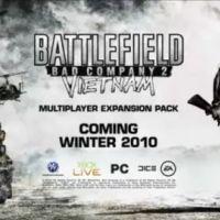 Battlefield Bad Company 2 : Vietnam ... une 1ere bande annonce