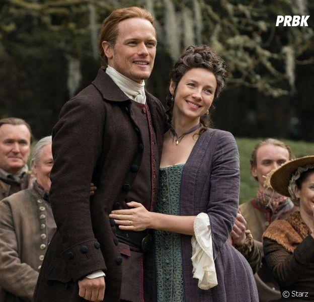 Outlander : avant la saison 6, une émission avec les acteurs
