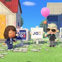 Joe Biden fait campagne sur Animal Crossing pour rappeler aux jeunes américains de voter