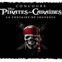Pirates des Caraïbes La Fontaine de Jouvence ... un grand concours Facebook