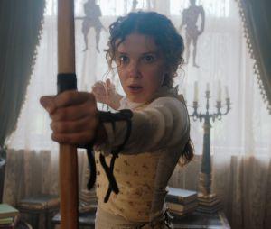 Enola Holmes : Millie Bobby Brown en enquêtrice de choc dans le film de Netflix