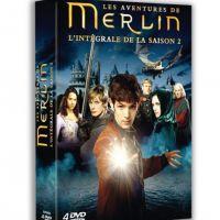 Merlin ... la saison 2 arrive en DVD aujourd'hui