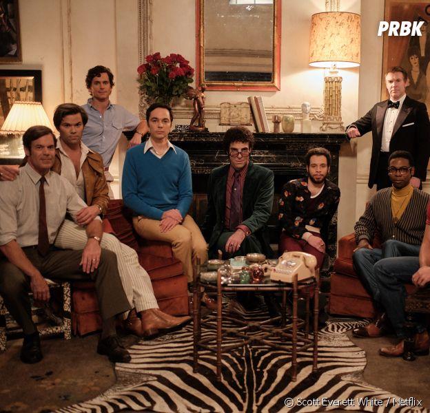 The Boys in the Band : pourquoi il faut voir le film avec Jim Parsons et Zachary Quinto