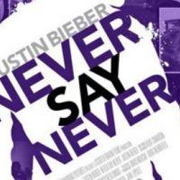 Justin Bieber ... il parle de son film Never Say Never